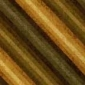Diagonal Stripes Gold