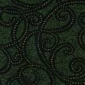 Scrolls Dark Green