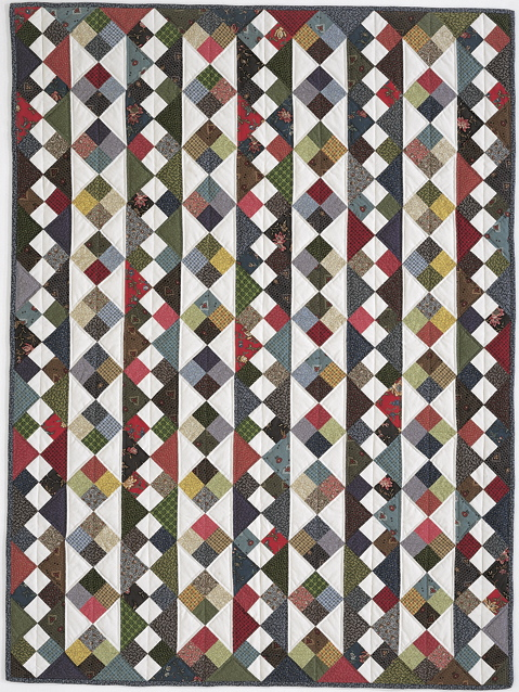 Quilt Patterns Used During The Underground Railroad : Underground Railroad Quilt Patterns - Pattern Collections